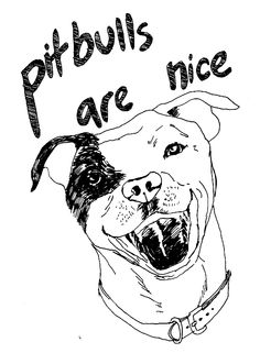 Only Pitbull Dogs Coloring Pages | pitbull colouring pages (page 2)