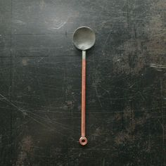 Hammered Spoons by Yumi Nakamura