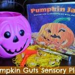 Pumpkin Guts Sensory Play