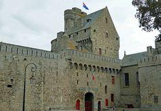 L'hôtel de ville - Saint-Malo, Bretagne