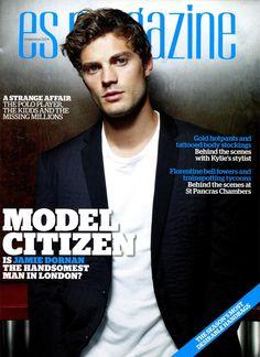 Jamie Dornan ES Magazine - 4th September 2009