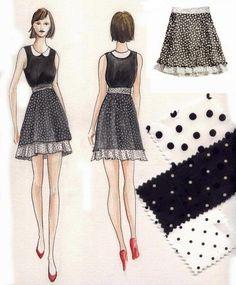 Burdastyle sewing handbook patterns for dresses