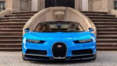 The Bugatti was unveiled in Paris in 1991 and went into production until Bugatti went out of business in 1995 (Bugatti has since been resurrected by Volkswagen). The car was available as a two-door sports car and only 31 cars were produced. Bugatti Veyron, Bugatti Cars, Lamborghini, Ferrari, Aston Martin, Gary Vaynerchuk, Mclaren P1, Rolls Royce, Supercars