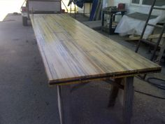 "Bowling alley #2. 13' 7"" long. Only 3 left then they are gone!!"