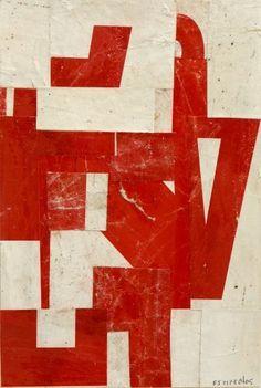 Suprematism - Non-Objective Art - Ceil Touchon -Suprematist Non-Objective Poetry Painting Inspiration, Art Inspo, Complex Art, Art Brut, European Paintings, Graphic Design Posters, Op Art, Collage Art, Art Photography