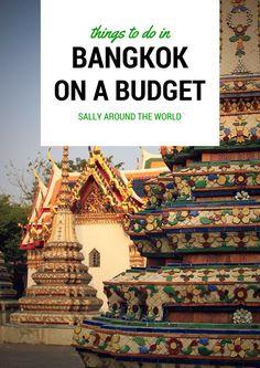 Things to do in Bangkok on a Budget #bangkoktravel #guiddoo #wanderlust…