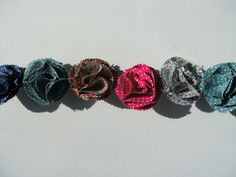 Rossette Hairpin/Brooch available at www.millyspaven.com