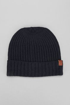Bickley + Mitchell Ribbed Watch Beanie