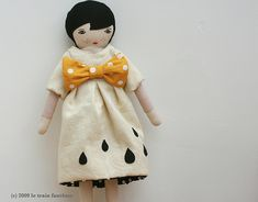 doll - design by Le Train fantome