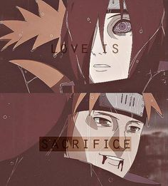 Nagato and Yahiko quotes