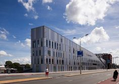 NBHW Fire Station / LIAG Architects