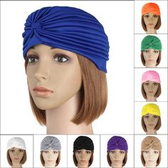 fde99a9311e Delivery Mummy Puerperal Turban Chemo Costume Full Head Cover Wrap Hats Cap  Hair Head Loss Scarf