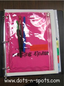 Teaching Writing in Room 19 - 4th grade classroom, but good inspiration and organization ideas
