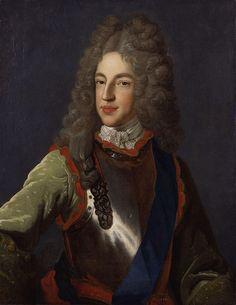 Prince James Francis Edward Stuart by Alexis Simon Belle - James II of England…