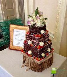 The Organic Wedding Cake Company blog : Recent naked wedding cakes