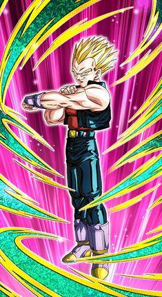 Dragon Ball Z, Super Saiyan, Jojo Bizarre, Jojo's Bizarre Adventure, Digimon, Dbz, Battle, Wallpaper, Anime