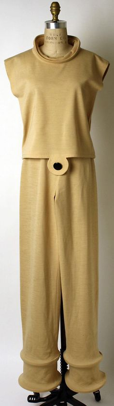 Ensemble - Pierre Cardin 1972