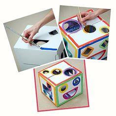 babylove Bastelecke Spielbox selber bauen