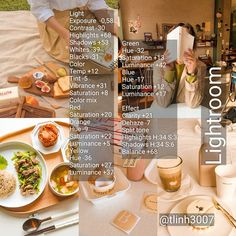 Best Free Lightroom Presets, Photoshop Presets, Lightroom Effects, Photo Editing Vsco, Photography Filters, Lightroom Tutorial, Picnic Drinks, Food, Ideas