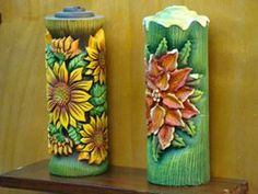 1000 images about velas talladas on pinterest candles hands and polymer clay sculptures - Velas talladas ...