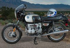 BMW R90S - Left Side