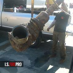 Amazing size valve!