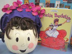 Amelia Bedelia Pumpkin Contest
