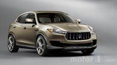 2018 Maserati Kubang SUV leaked online