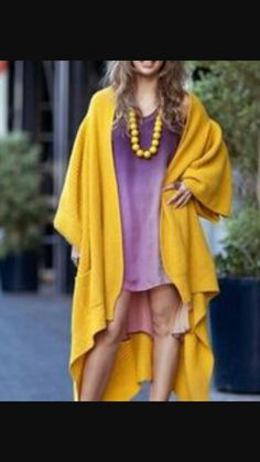Purple-yellow. Complementary colors