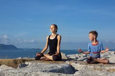 Simple meditation practices for kids