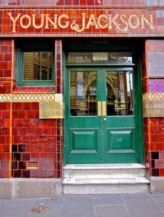 A #door in #Melbourne, #Australia