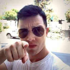 noel fisher: 'guess who's back?'