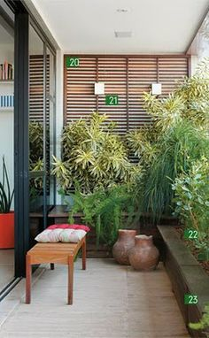 I Would Live Here Terraces Terrace Garden Small Balcony Plants