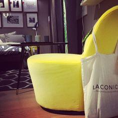 La bolsa Laconicum también visita Ikea.