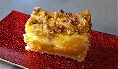 Sweet Potatoe Cheesecake mit Pekan-Crunch