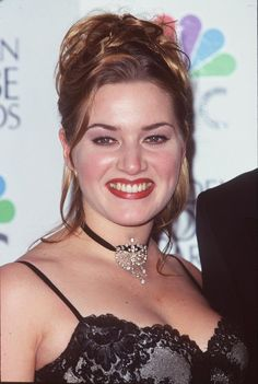 Pin for Later: Take a Look Back at the Best Moments From British Stars at the Golden Globes Kate Winslet was a rising star in 1998