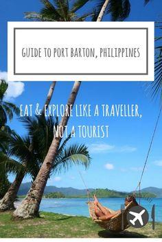 Port Barton Travel Guide, Philippines
