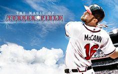 Brain McCann, amazing baseball player