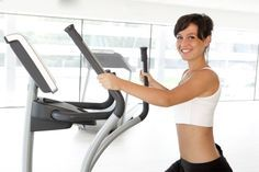 Cardio Workout: Elliptical Full Body Workout for Beginners