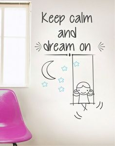 Vinilos on pinterest frases wall decal sticker and for Vinilos dormitorio