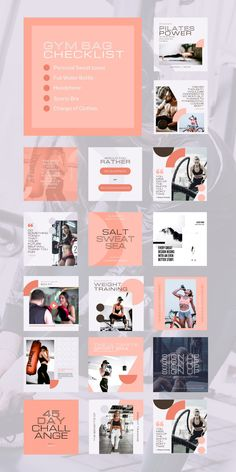 Ready to get physical and work out your Instagram presence? Get Motivated and make an impact with the Fitness Instagram Feed Template pack. Design attractive, on-brand Instagram content with these fully customizable Canva templates aimed to motivate, influence, and inspire your audience. Coach Instagram, Instagram Feed, Instagram Posts, Fitness Brand, You Fitness, Social Proof, Instagram Post Template, Business Branding, Weight Training