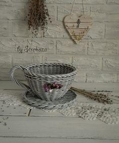 Чашка-конфетница для тёплых семейных чаепитий  :)