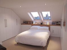 Fabulous Tips: Attic Exterior Posts Dachgeschoss Dekor Master Suite. - Fabulous Tips: Attic Exterior Posts Dachgeschoss Dekor Master Suite. Attic Studi… Fabulous Tips: - Attic Loft, Loft Room, Bedroom Loft, Attic Playroom, Attic House, Attic Ladder, Eaves Bedroom, Loft Wall, Attic Staircase