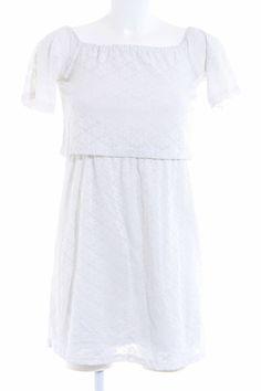 grigio chiaro Sheego Donna vestito con ricamo