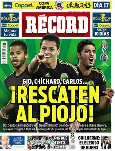 México - RÉCORD 27 junio del 2015