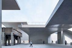 Xia Zhi, Atelier Deshaus · Long Museum West Bund. Shanghai · Divisare
