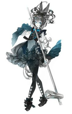 This looks like something that could be from Black Rock Shooter
