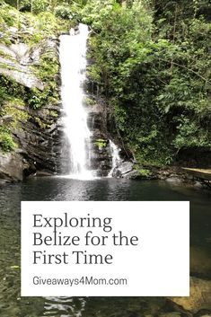Exploring Belize for