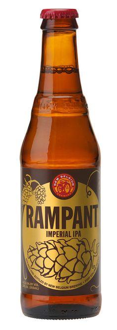 Texas Beer Nerd • Rampant Imperial IPA by New Belgium Brewing Co.