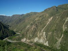 Cañon Río Guaitara